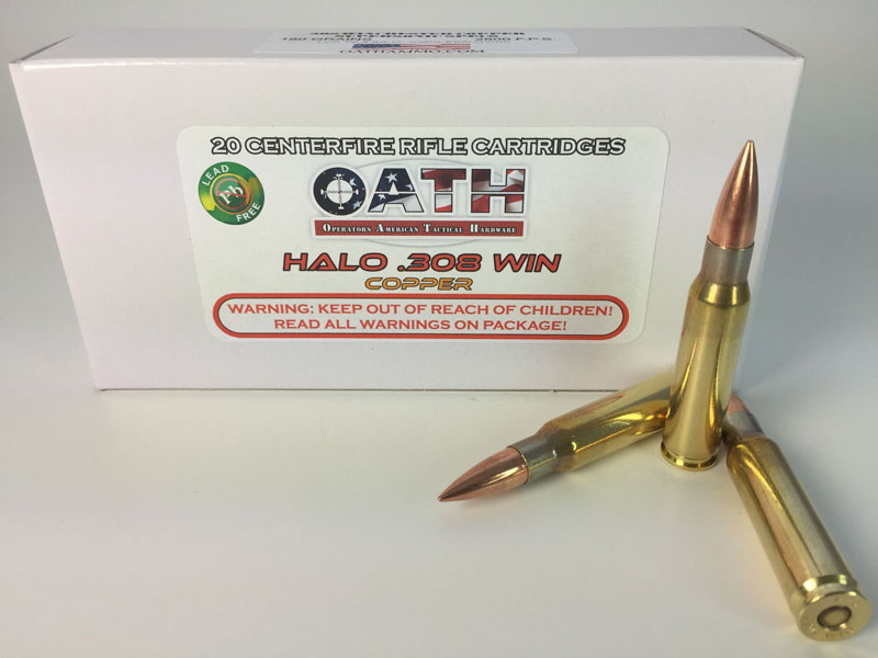 Picture of 308 Winchester Match Grade // Copper