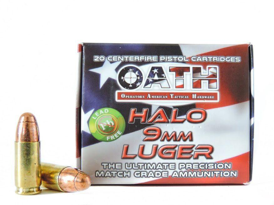 Picture of HALO 9MM LUGER